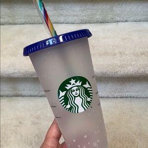 Starbucks Pride 2020 Confetti Color Change Cup 🌈